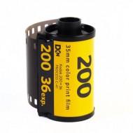 Kodak Gold (iso 200, 36 exp) date 2021
