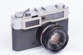 Konica S II (lens 48mm F2) sưu tầm