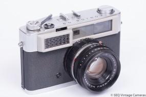 Konica S II (lens 48mm F2)