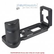 L bracket Mengs for fujifilm X-E3