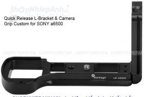L bracket sony A6500
