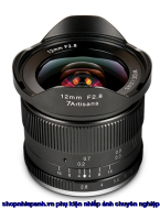 Lens 7ARTISANS 12mm F2.8 ultra wide for Canon mirrorless