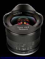 Lens 7ARTISANS 12mm F2.8 ultra wide for M4/3