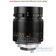 lens 7ARTISANS 28MM F1.4 for canon M mirrorless