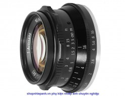 Lens 7ARTISANS 35mm F1.2 for canon mirrorless (hàng xài lướt)