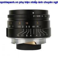 Lens 7ARTISANS 35mm F2 for Leica M (LM)