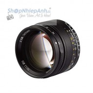 Lens 7ARTISANS 50mm F1.1 for fujifilm fx