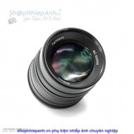 Lens 7ARTISANS 55mm F1.4 for canon mirrorless