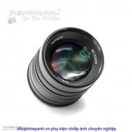 Lens 7ARTISANS 55mm F1.4 for M4/3