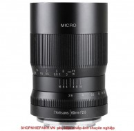 Lens 7ARTISANS 60mm F2.8 MACRO 1:1 for Nikon Z mount