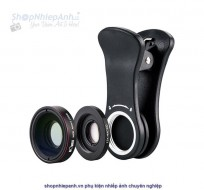 Lens bộ siêu cao cấp Kiwi KLS-SPL3 for smartphone