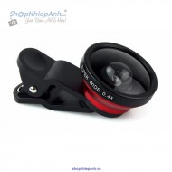 Lens cho smartphone super wide 0.4X