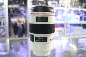 Lens Cup 100f2.8L CANIAM TAIWAN