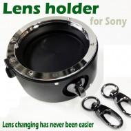 lens holder for sony E-mount
