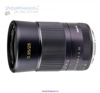 Lens Meike 25F0.95 manual focus for Canon M mirrorless