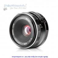 Lens Meike 25f1.8 manual focus for sony Emount (crop)