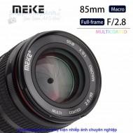 Lens Meike 85f2.8 MACRO for sony E mount Fullframe