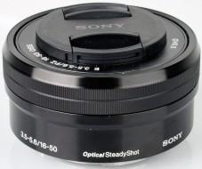 lens sony 16-50f3.5-5.6 OSS E mount