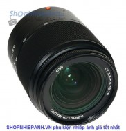 Lens Sony 18-70f3.5-5.6 A-mount