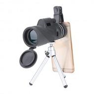 Lens telephoto 40X smartphone kết hợp ống nhòm