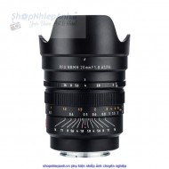 Lens Viltrox 20mm F1.8 ASPH for sony E mount fullframe