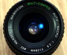 Magnicon 28f2.8 for canon FD