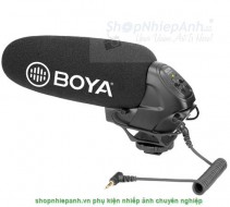 Micro Boya BY-BM3031 shotgun