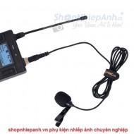 Micro Comica lavalier CVM-M-01 cài áo cho transmitter