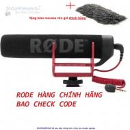 Micro RODE VideoMic GO(hàng chính hãng check code)