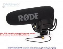 Micro RODE VideoMic PRO (hàng chính hãng check code)