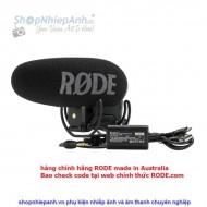 Micro RODE VideoMic PRO+ (Plus)(hàng chính hãng check code)