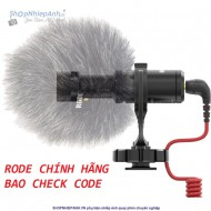 Microphone RODE VideoMicro (hàng chính hãng check code)
