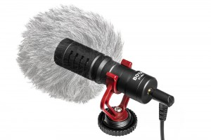 Microphone Boya BY-MM1 cardioid