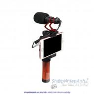 Microphone Comica CVM-VM10 II for camera / smartphone