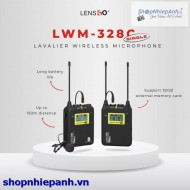 Micro thu âm không dây LensGo LWM-328C single ( 1 phát 1 thu )