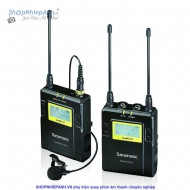 Micro thu âm wireless UHF Saramonic UWMIC10 (tx+rx)