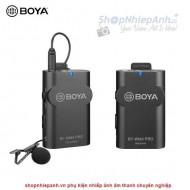 Microphone wireless BOYA BY-WM4 PRO-K1