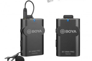 Microphone wireless BOYA BY-WM4 PRO-K1