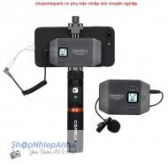 Micro wireless dành cho vlogger live stream Comica CVM-WS50A