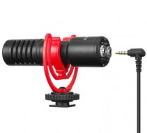 Microphone Boya BY-MM1+ super cardioid for smartphone
