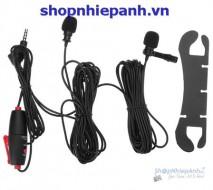 Microphone cài áo lavalier Lensgo LYM-DM1 double