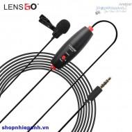 Microphone cài áo lavalier Lensgo LYM-DM1