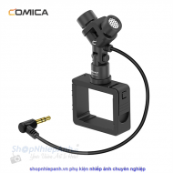 Microphone for Osmo pocket Comica CVM-MT06