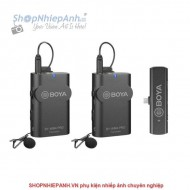 Microphone wireless Boya BY-WM4 PRO-K6 for type C