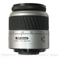 Minolta AF 35-80 f4-5.6 II zoom lens