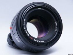 Minolta AF 50f1.7 RS