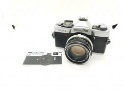 Minolta XG1 và lens 55f1.7