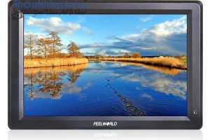 Monitor Feelworld 7in 4K Output HDMI Peaking Focus, Histogram, Zebra Exposure F7
