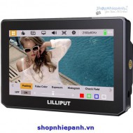 Monitor Lilliput T5 5in 4K HDMI touch