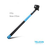 Monopod Telesin carbon fiber 270 cm